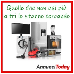 AnnunciToday.it Elettrodomestici