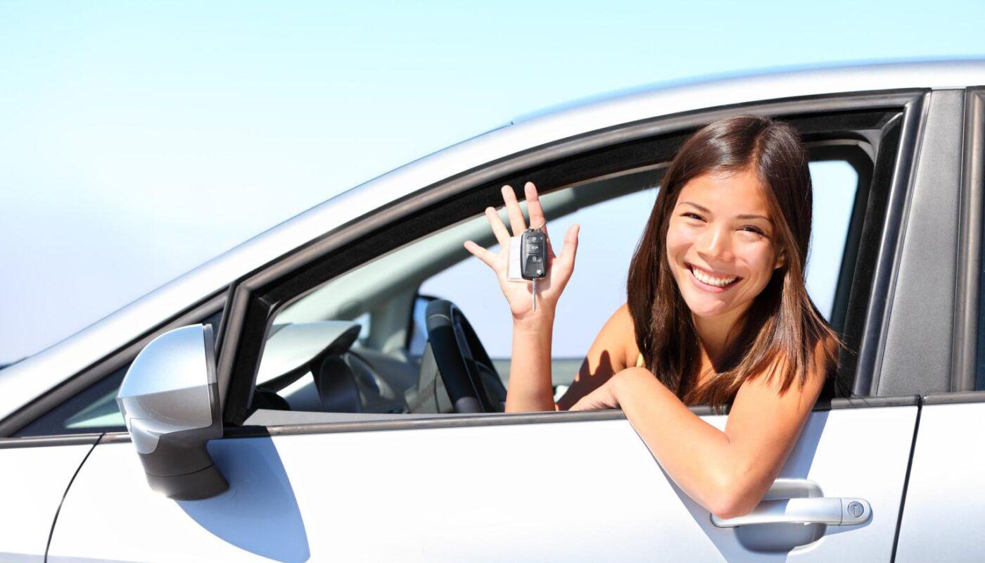 Risparmiare con un'auto a noleggio