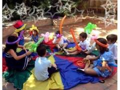 Animatori per bambini in strutture turistiche