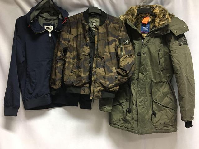 Stock giacconi assortito autunno/inverno - 1