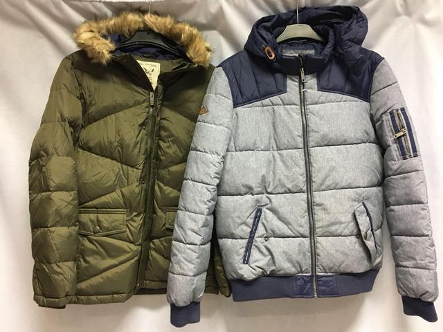 Stock giacconi assortito autunno/inverno - 2