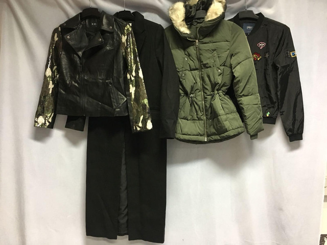 Stock giacconi assortito autunno/inverno - 3