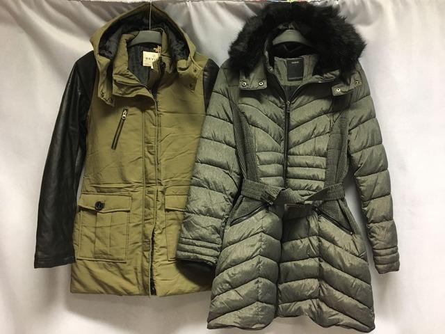 Stock giacconi assortito autunno/inverno - 4