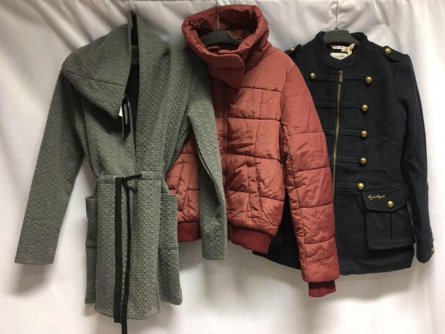Stock giacconi assortito autunno/inverno - 5