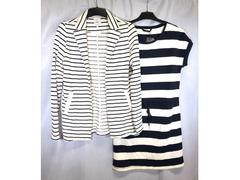 Stock abbigliamento nuovo