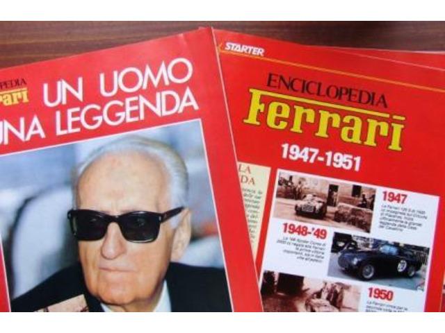 Ferrari Libro Storia rivista Auto Starter 1985 Edicola