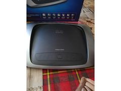 Modem router CISCO Liksys X3000 Wireless ADSL2