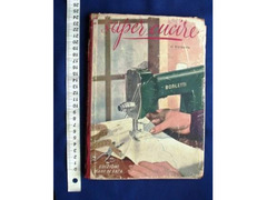 Libro 1 Borletti Macchine per Cucire 1958 Manuale Mani di Fata