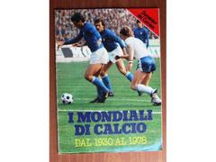 Libro 19 Rivista Mondiali Calcio Annuario 1930:1978 Coll.Privata