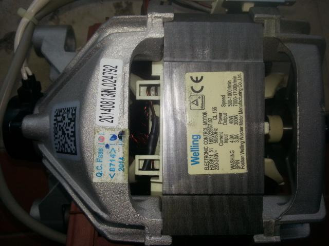 Ricambi Lavatrice Indesit  mod.XWA61052X