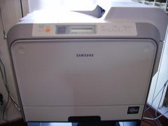 Stampante laser a colori  Samsung CLP- 510