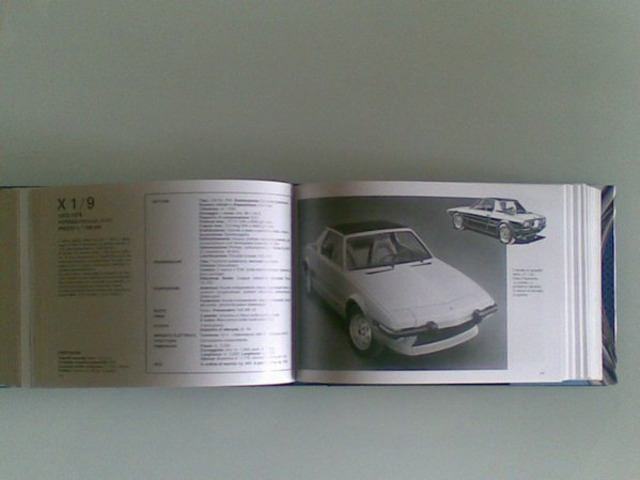 Cofanetto FIAT tutte le auto dal 1899 al 1999 - 2