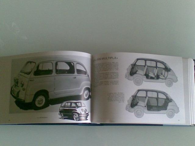 Cofanetto FIAT tutte le auto dal 1899 al 1999 - 4
