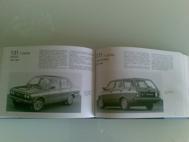 Cofanetto FIAT tutte le auto dal 1899 al 1999 - 5