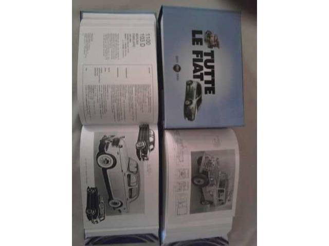 Cofanetto FIAT tutte le auto dal 1899 al 1999 - 7
