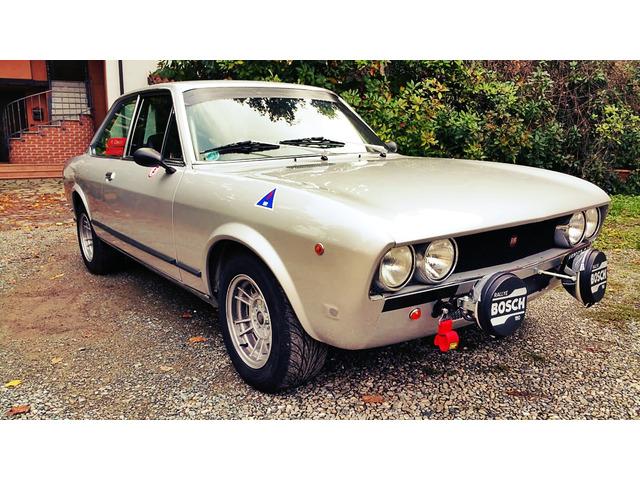 Fiat 124 sport coupé 1.6 anno 1971
