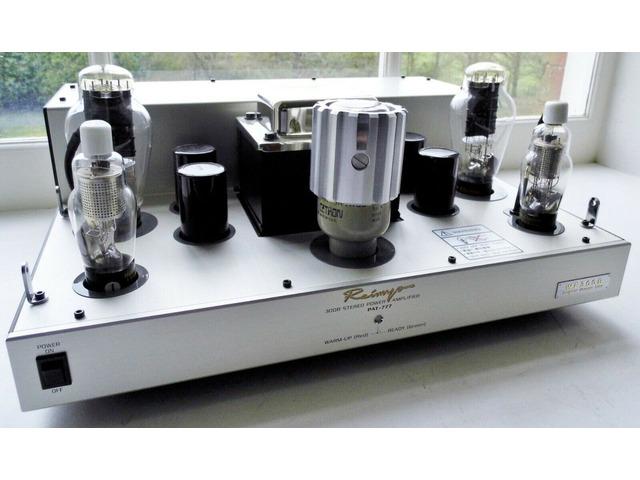 Combak Harmonix Reimyo PAT-777 300B Stereo Power Amplifier