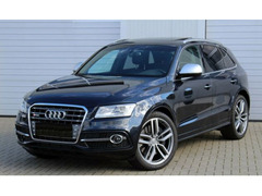 2017 AUDI SQ5 3.0TDI COMPETITION S-LINE- 21INCH  PANORAMA