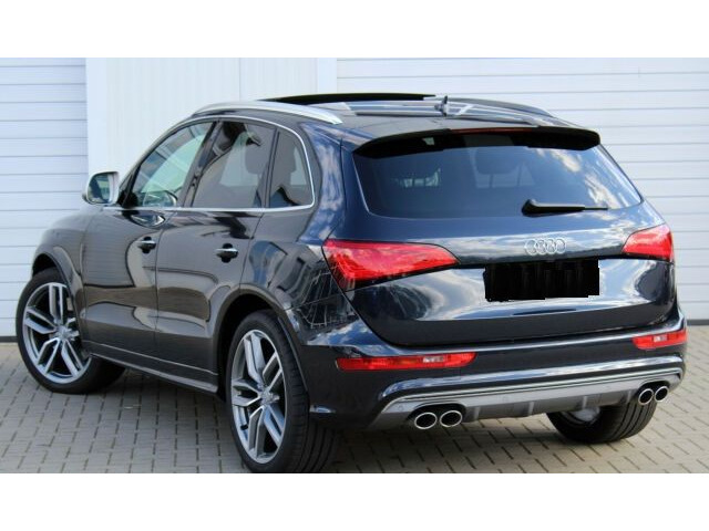 2017 AUDI SQ5 3.0TDI COMPETITION S-LINE- 21INCH  PANORAMA - 2/6