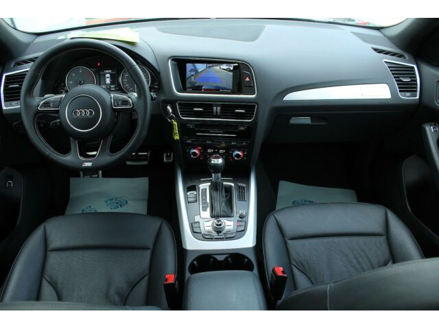 2017 AUDI SQ5 3.0TDI COMPETITION S-LINE- 21INCH  PANORAMA - 3/6