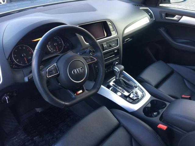 2016 Audi Q5 2.0 TFSI Quattro S-Line panoramico - 3/4