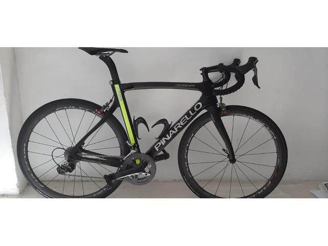 Bicicletta corsa pinarello - 4