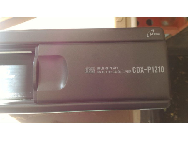 Contenitore CD Pioneer  CDX P-1210