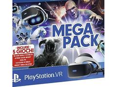 PLAYSTATION VR - MEGA PACK VISORE PS4 SONY PLAY STATION 4 + CAMERA + 5 GIOCHI