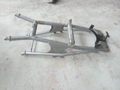 """Telaietto posteriore Triumph Speed Triple Daytona 955i """"99"""