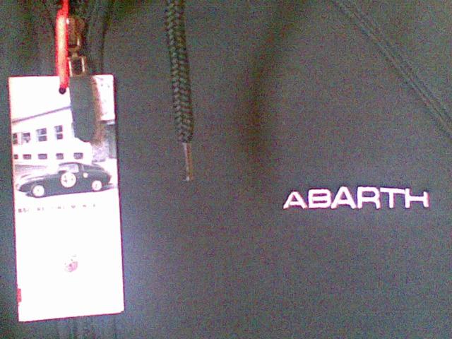 Felpa ABARTH - 3/7