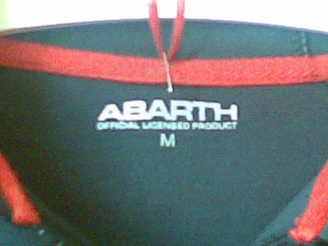 Felpa ABARTH - 6/7