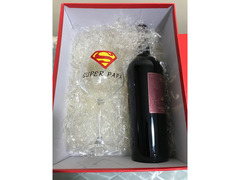 Calice vino Super Papà - 2