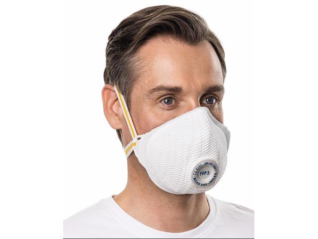 Maschera Respiratore FFP3 unico Riutilizzabile