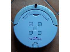 Robot aspirapolvere Rolando 310 W usato poche volte