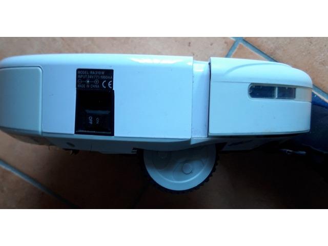 Robot aspirapolvere Rolando 310 W usato poche volte - 2/8