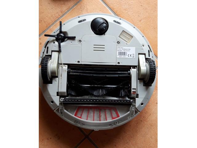 Robot aspirapolvere Rolando 310 W usato poche volte - 3/8
