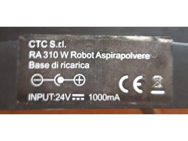 Robot aspirapolvere Rolando 310 W usato poche volte - 8/8