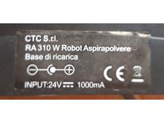 Robot aspirapolvere Rolando 310 W usato poche volte - 8