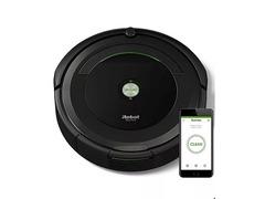 Robot aspirapolvere IRobot Roomba 696 Autonomia 60 minuti smart con app