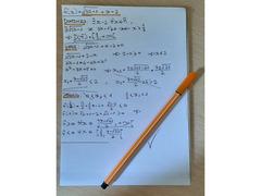 Ripetizioni online di matematica e fisica