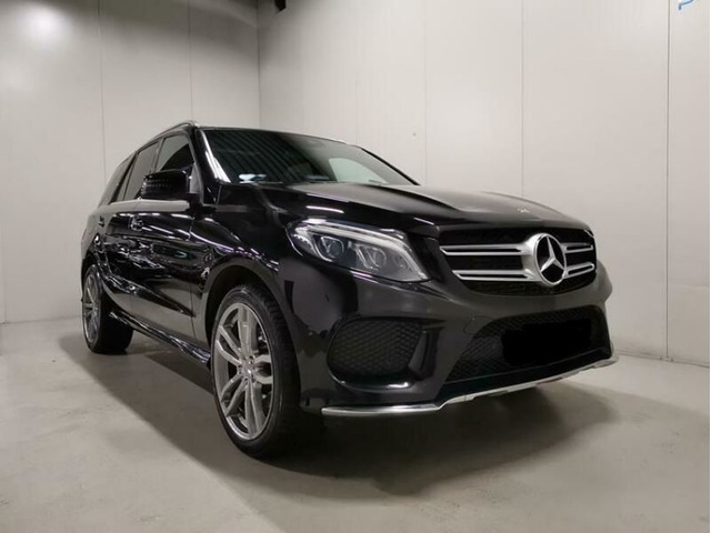 2016 Mercedes-Benz GLE 250d 4-Matic Pacchetto AMG Panoramico