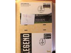 52 Cartoline Postali con Francobollo e Annullo