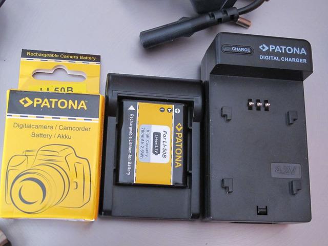 Patona Digital Battery Charger 4.2 V 1803 - 5/10