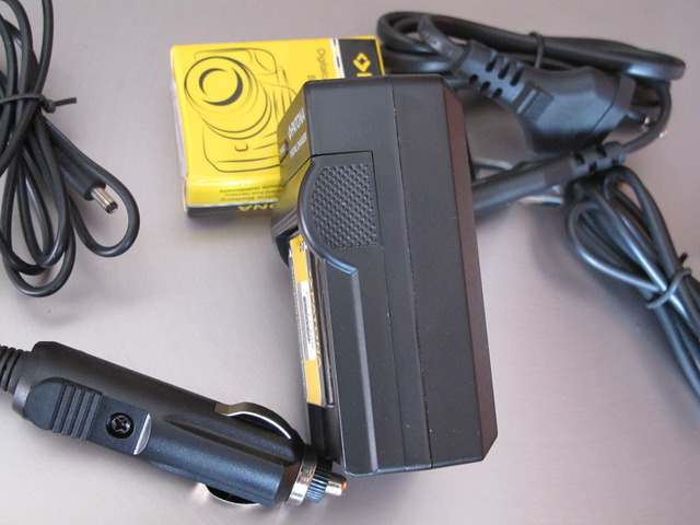 Patona Digital Battery Charger 4.2 V 1803 - 6/10