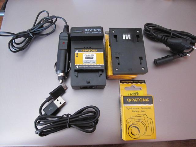 Patona Digital Battery Charger 4.2 V 1803 - 9/10