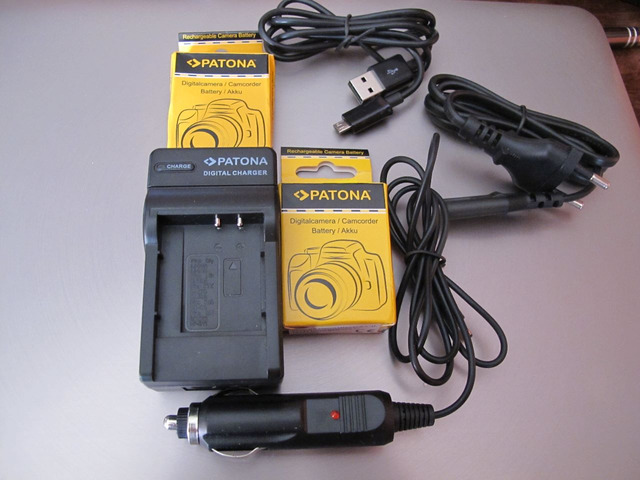 Patona Digital Battery Charger 4.2 V 1803 - 10/10