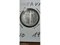 100 LIRE MICRO MINERVA ANNO 1991