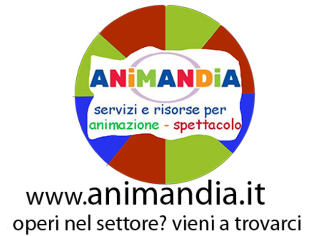 Animandia.it: servizi per feste,forniture per animazione,eventi,spettacoli - 1