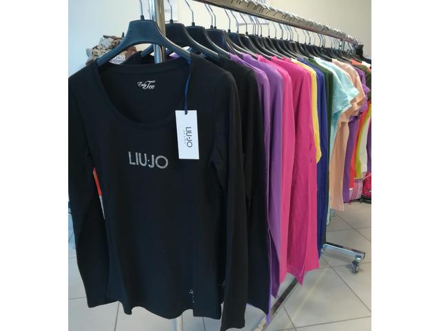 stock t shirt firmate LIU JO Abbigliamento e accessori Cuneo