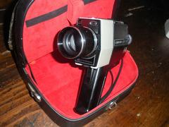 Cinepresa Chinon 471 Power Zoom
